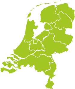 Groepsaccommodaties in Nederland