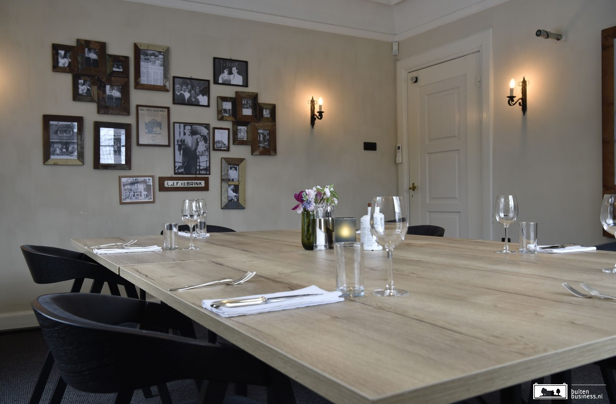 Private dining Soesterkamer