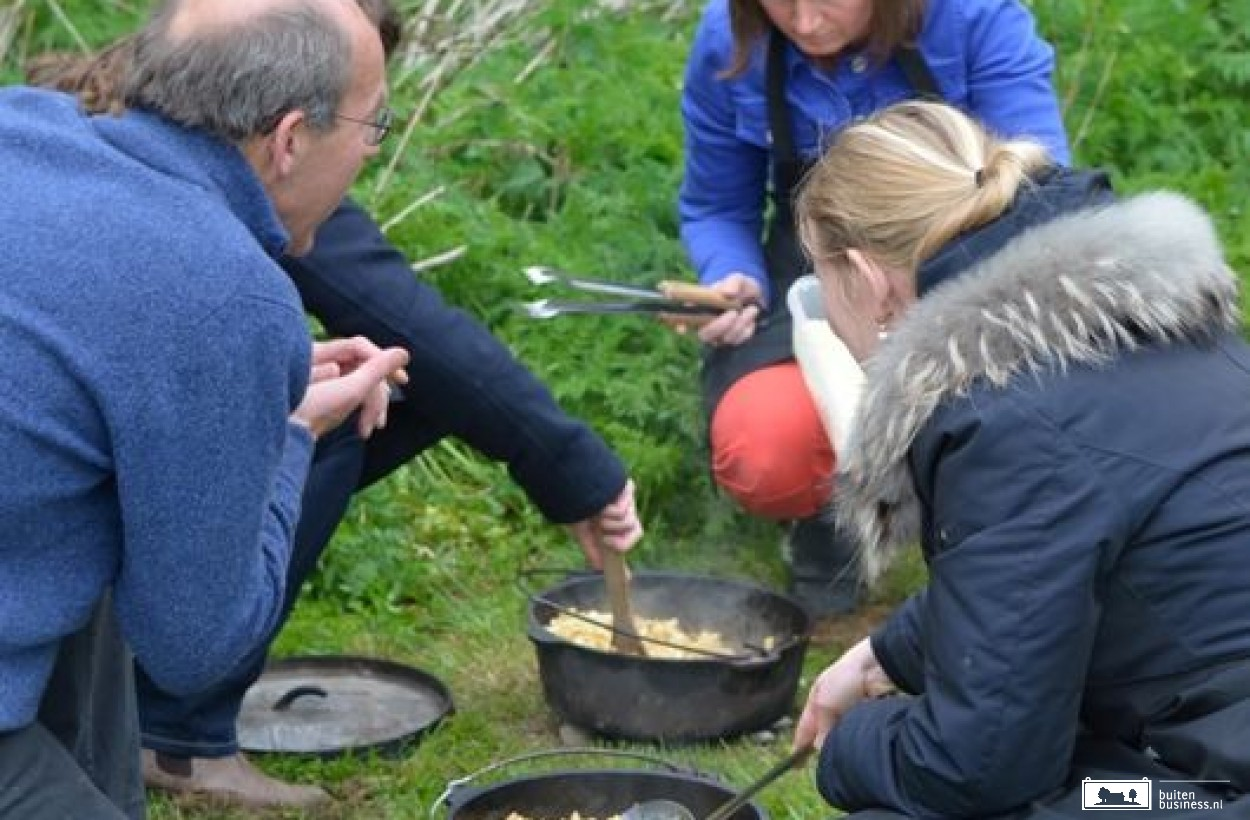 Workshop Outdoor Cooking