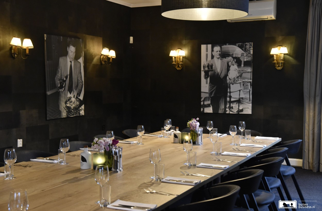 Private dining Herenkamer