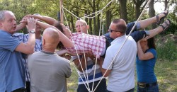 Outdoor teambuilding